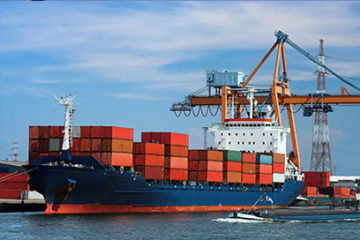 Sea Freight - Pakistan Cargo Services